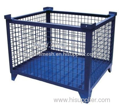 Wire Mesh Collapsible Container Standard
