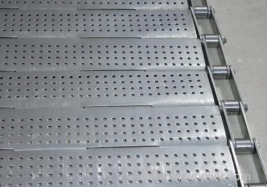 Standard Chain Plate Stainless Conveyor Belts