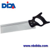 Traditional Back Tenon Saw with alloy steel blade and ABS plastic grip