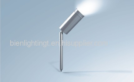 1X1W LED High Power Stainless Steel Garden Lamp