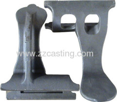 Auto Parts alloy steel casting