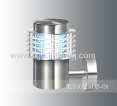 Stainless Steel 230V LED outdoor wall lamp IP65
