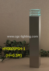 4W Super Bright LED crystal lawn Lamp/ outdoor Garden light