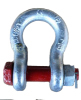 Anchor Shackle Bolt Type With Safety Pin & Nut G2130