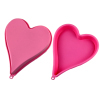 Silicone Cake Mould Heart Shape/baking pan