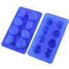 Easter egg rabbit silicone chocolate bakeware baking mould