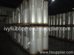 Bopp film for adhesive tape