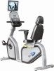 body building,fitness equipment,home gym, Commercial Recumbent Bike / HT-7000A