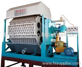 SH-rotary egg tray forming machine seller