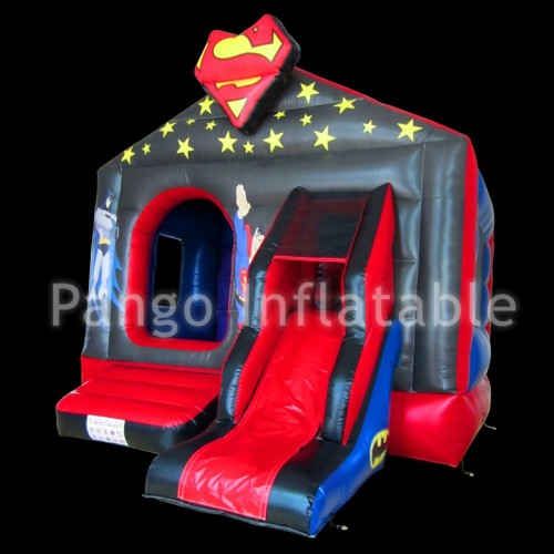 Superman and Batman combination bouncer