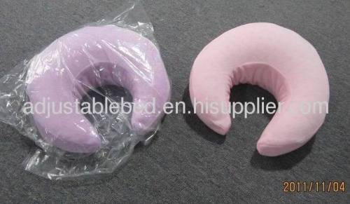 lovely natural latex neck pillow