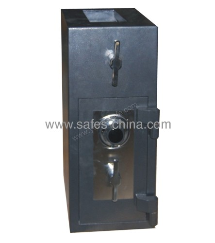 Combination depository safe