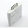 2 in 1 Camera HDMI Connection Kit With USB Input For iPad iPad 2 (White)