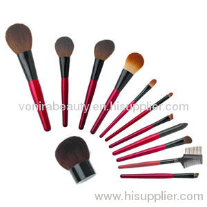 12 Pieces Make-up brushes supplier by vonira beauty