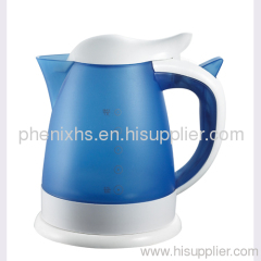1.8L Plastic Electric Kettle