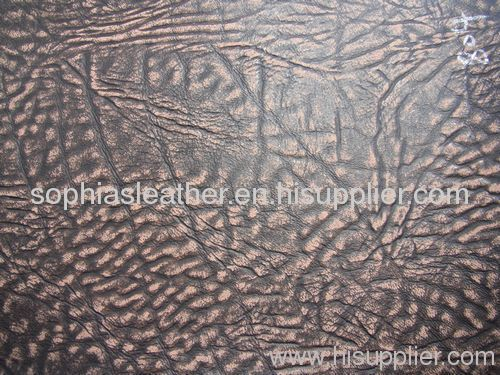 Textile Pvc Artificial Leather For Car Seats