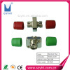 FC square type fiber optic adapter