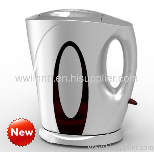 1.7L plastic electric water kettle