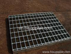 Standard welded steel grating