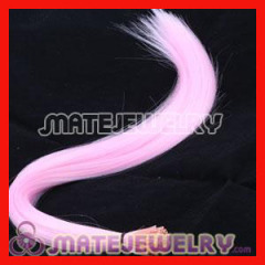 Fushia Synthetic Hair Feather Extensions For Sale