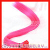 Fashion Fushia Synthetic Feather Hair Extensions