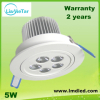 2011 high power 5w led ceiling lamp