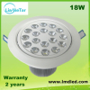 2011 high power 18w led ceiling lamp