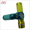 14LED fluorecent rubber torch, waterproof led flashlight the rubber can be lighting in the dark