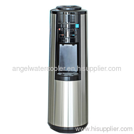 Stainless steel hot and cold water dispenser water coolers