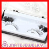 Wholesale Fashion Black Fan Feather False Eyelash