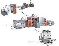 HaiYuan Fast Food Box Production Line