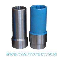 Drive shaft parts Driveline parts Splined Sle eves
