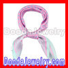 Plain Silk Scarf Small Square Satin Pure Silk Scarves Wholesale