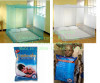 WHOPES UNICEF insecticide treated mosquito nets LLINs