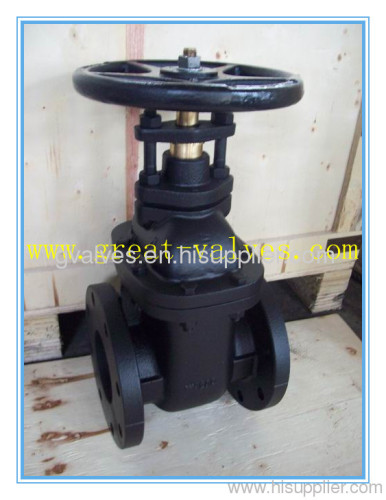 502-F (ANSI) Cast Iron NRS Gate Valve