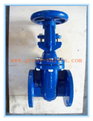 601-F (BS) Cast Iron Gate Valve (RS)