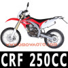 Full Size 4 Valves 250cc Dirt Bike