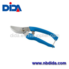 Stainless steel pruning shears with PP TPR handle