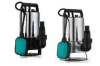 GARDEN SUBMERSIBLE PUMP JDP-SD/JDP-SPD (DIRTY WATER)