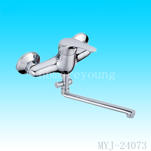 Wall Mounted Tub Faucet