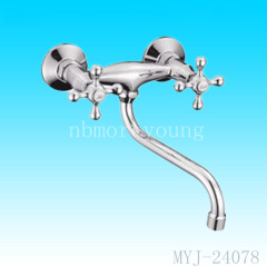 Wall Mount Bathroom Tub Faucet