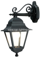 die-cast aluminium 4 side wall light