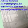 AISI201 hot rolled stainless steel plate