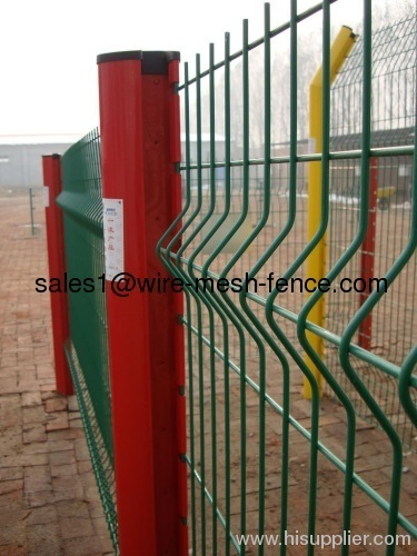 wire mesh fence (factory)