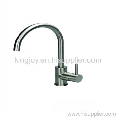 Single lever mono sink mixer kitchen foucet