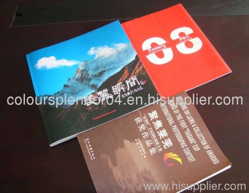 softcover book printing services
