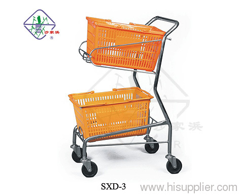 Shopping Cart For Hand-basket