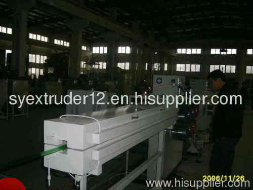 PET drawbench production line