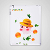 Sweety Nomolove Color Sticker Skin For ipad 2 XTone