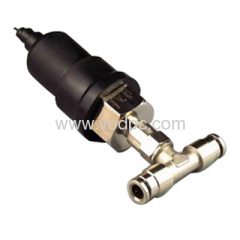 QPM11-nc,qpm11-no brass Pneumatic pressure switch